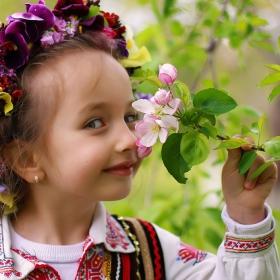 Лазарката и Пролетта