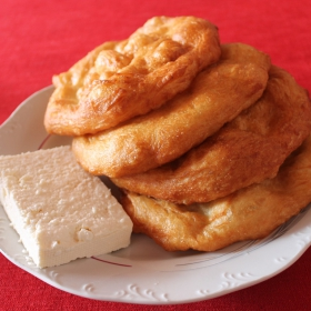 Закуска в Хижа