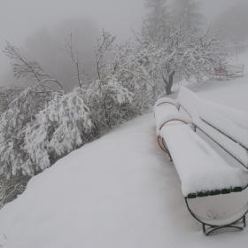 Сняг по Великден