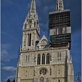 Катедралата в Загреб  (1217 г.)*