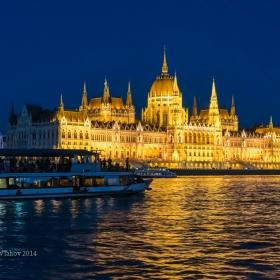 Будапеща, парламента