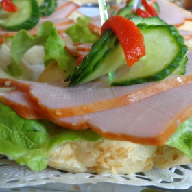 сандвич ..... :)