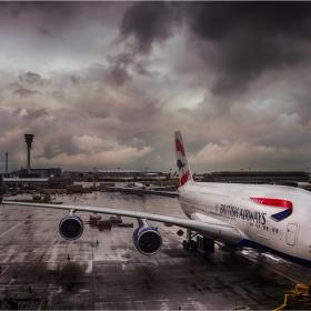 Airbus A380 - дългите полети с него са приятни независимо от атмосферните условия