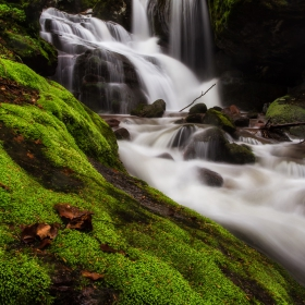 Водопадите на Копрен