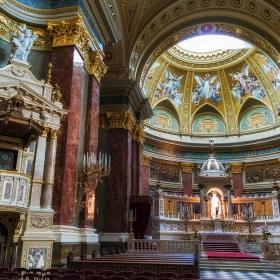 Базилика Св. Стефан, Будапеща