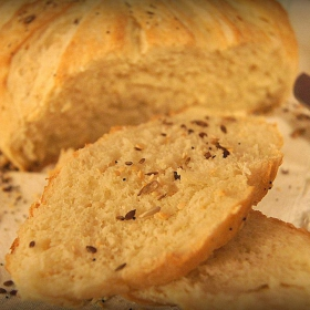 Френски селски хляб :)
