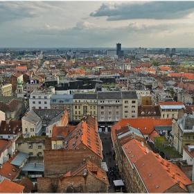 Покривно над Загреб
