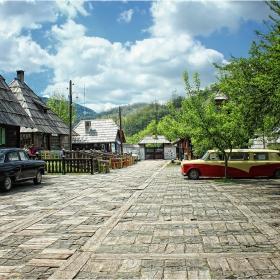 Дървеният град на Кустурица