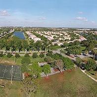 Зашита панорама с помощта на фотосшоп. Източника беше видео снимано с хеликоптер-дрон DJI Phantom Vision 2 Plus височина около 50м