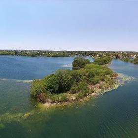 Зашита панорама с помощта на фотосшоп. Източника беше видео снимано с хеликоптер-дрон DJI Phantom Vision 2 Plus височина около 60м