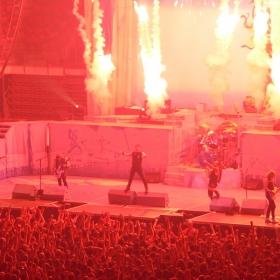 Iron Maiden в София 20140616