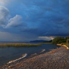 Охридското езеро край Конгресния център