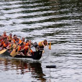 Напревара с драконови лодки (2)