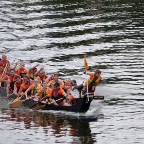 Надпревара с драконови лодки (3)