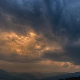 Гневът на небето