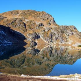 Огледален свят - Рилски езера