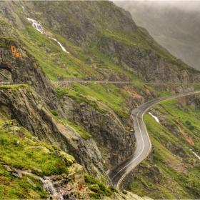 Проход Sustenpass, кантон Uri, Швейцария
