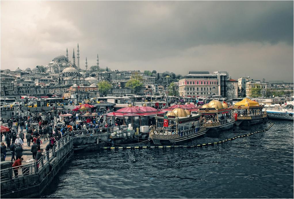 Истанбулски истории...