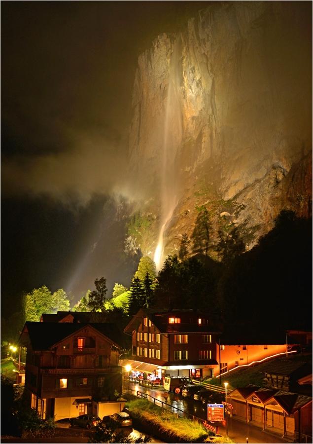 Призрачните водопади