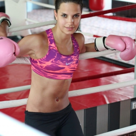 Вероника @ boxing room