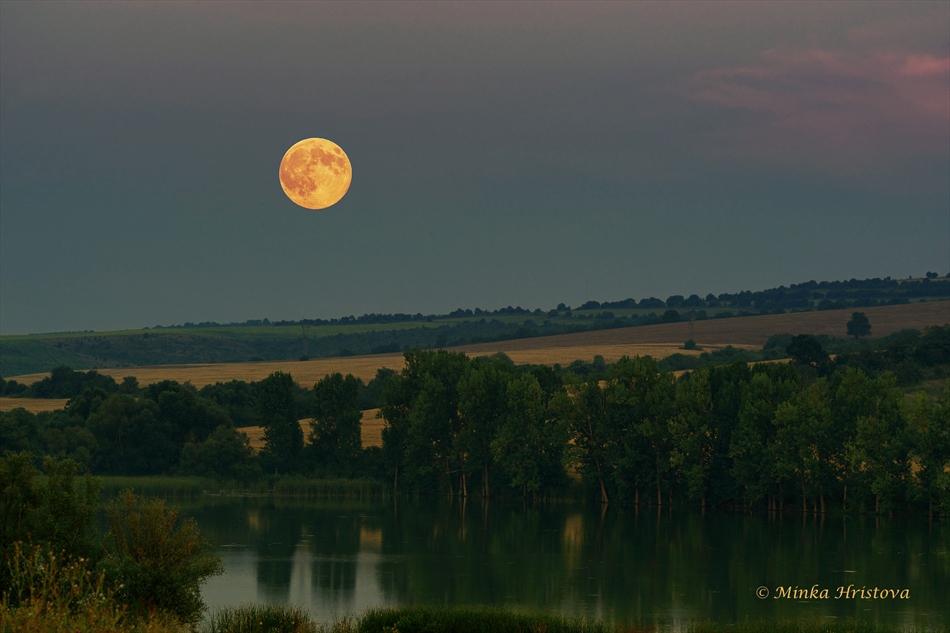 Супер-Луната, 10.08.2014
