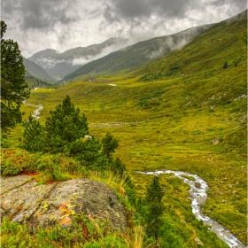 Алпийски простори