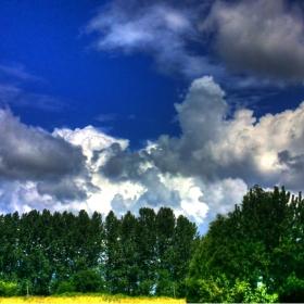 Нормандско небе
