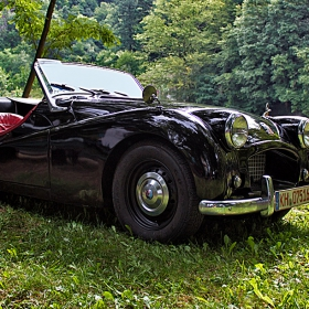 Triumph TR 2, 1955 г.