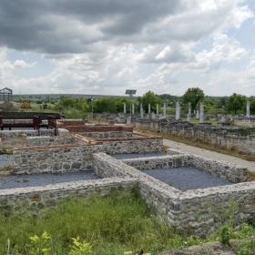 Реставрация на Археологическия комплекс