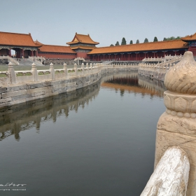 The Forbbiden city - China 2014
