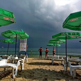 Приближаващата буря