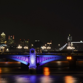 London by night :)