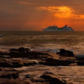Големият кораб ... на мечтите ...
