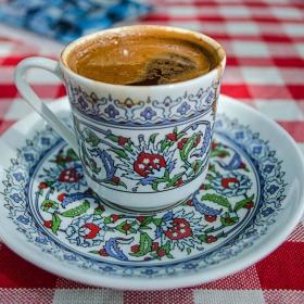 Чаша турско кафе