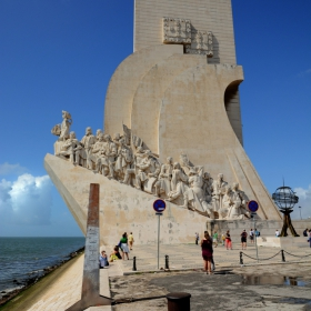 Лисабон Паметника на откривателите