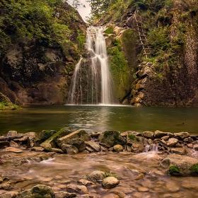 Водопад Скока до с.Калейца/Троян