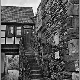 Freinsheim,  стария град...