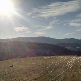 Слънце ,Балкан и куче