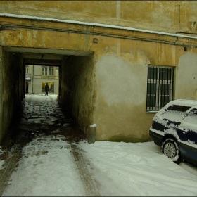 Вильнюс.В Старом городе.***