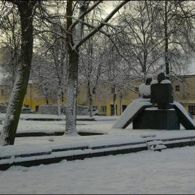 Вильнюс.В Старом городе.****