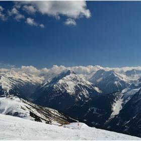 През един слънчев ден в Алпите - 1
