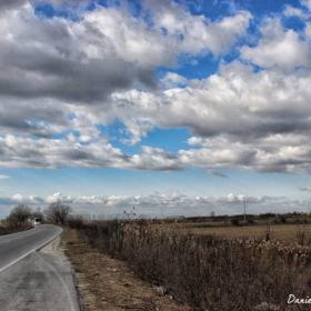 Пътешествие с перести облаци