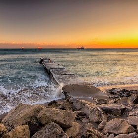Врящото море