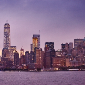Изгрев над Манхатън 2