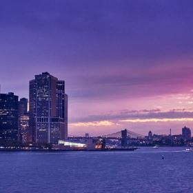 Изгрев над Манхатън 3