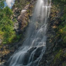 Водопад до село Антон - Пирдоп