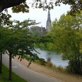 В Копенхаген е все така зелено и спокойно