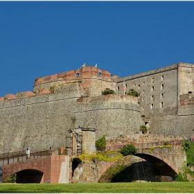 Fortezza del Priamar 1542 - 1750 г., Italy