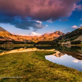 Муратово езеро и Бъндеришки чукар