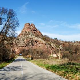 скалите край Фалков мост